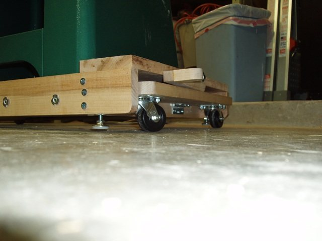 Download Table Saw Mobile Base Build Plans Free