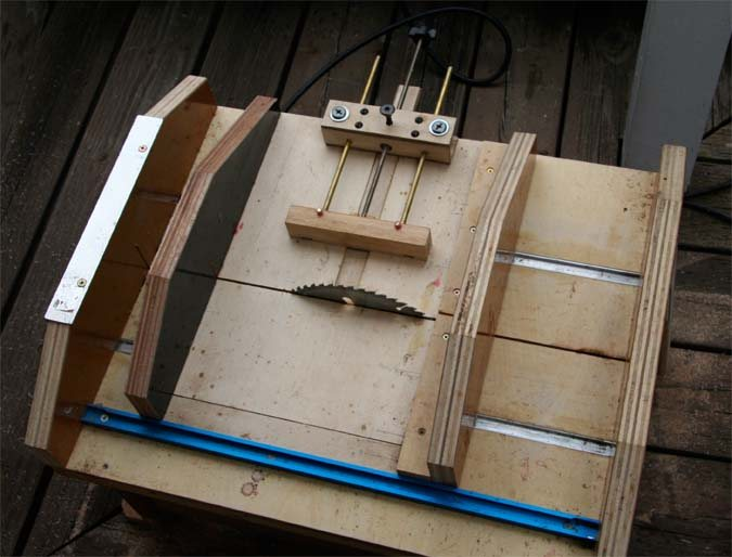 Home Made Table Saw For Pen Making International Ociation Of Penturners