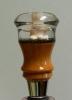 Mardi Gras bottle stopper
