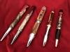 Recent pens ...