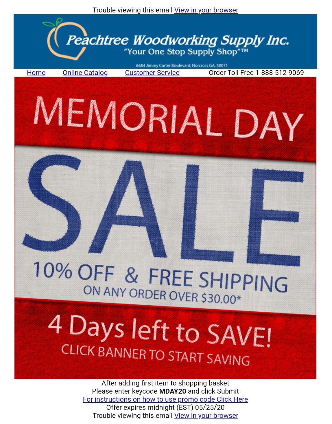 10 Off Free Shipping Peachtree Over 30 The International Association Of Penturners