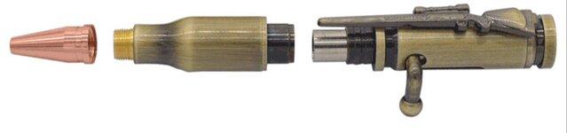 Bolt Action Antique Bronze Just Mechanism(2).jpg