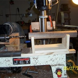 Drilling jig