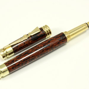 Bitzer bullet fountain pen