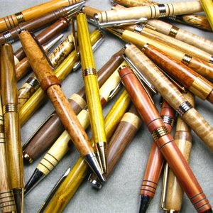 Pens for Canadian Peacekeepers