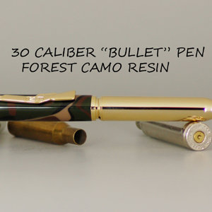 30 Caliber in Forest Camo