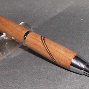 Beech Inlaid Shop Pencil