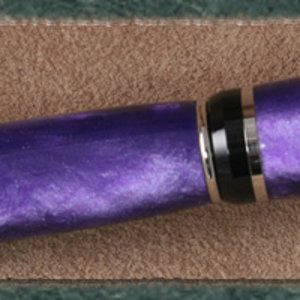 Purple Acrylester on a Platinum Cigar