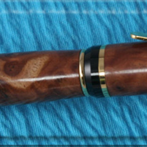 Australian Coolibah Burl on Platinum Cigar