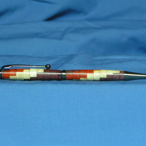 My first Segmented pen....