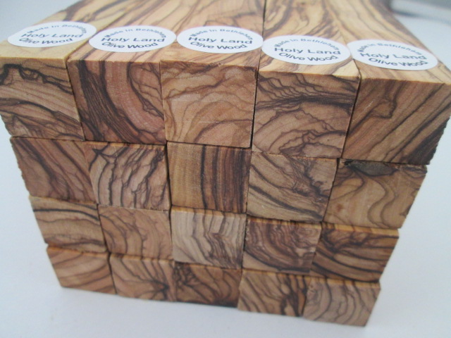 BETHLEHEM Olive Wood Pen Blanks ( BOW )
