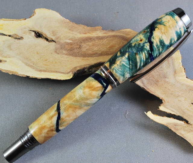 Utah Box Elder Burl